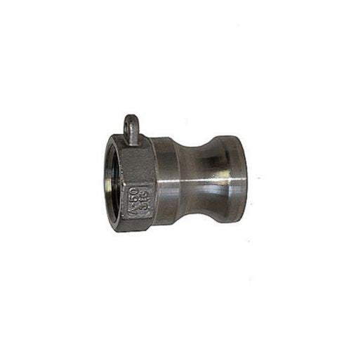 "Camlock Type A - 3/4"" (for use with Chugger MAX pump inlet)"