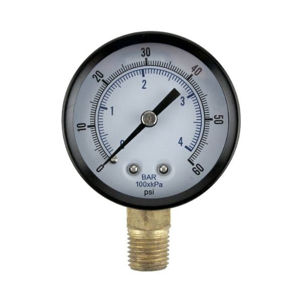 Regulator Replacement Gauge 0-60 PSI