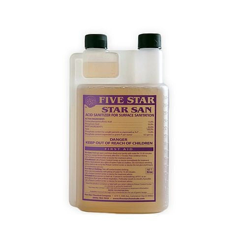 Star San Sanitizer
