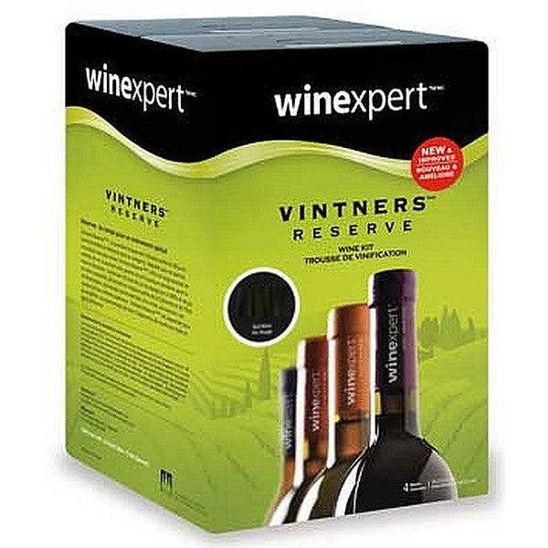 Shiraz Vintners Reserve Wine Ingredient Kit