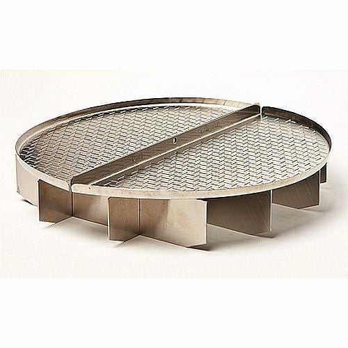 Sanke Keg False Bottom with Stand- Stainless