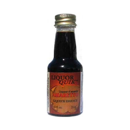 LIQUOR QUIK Amaretto Essence, 20ml