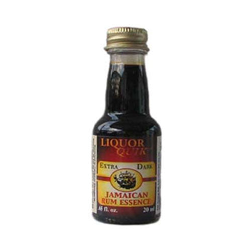 LIQUOR QUIK Dark Jamaican Rum 20ml