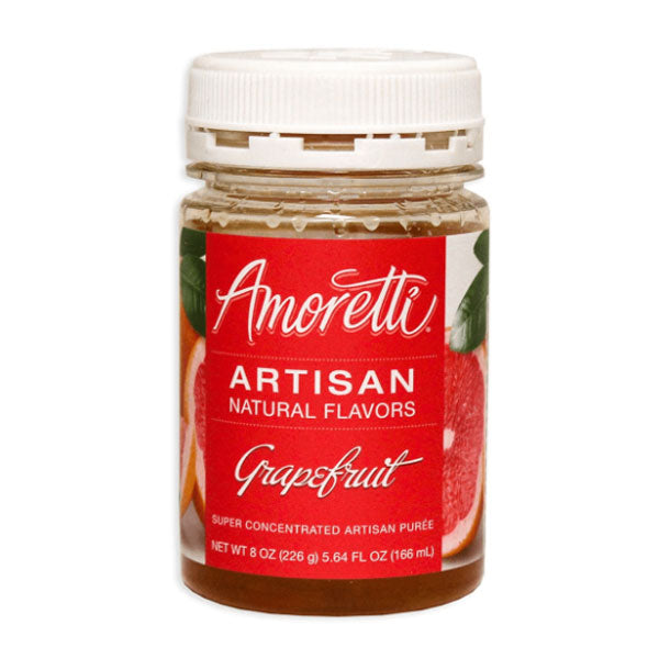 Amoretti Artisan Natural Flavor - Grapefruit, 8 oz