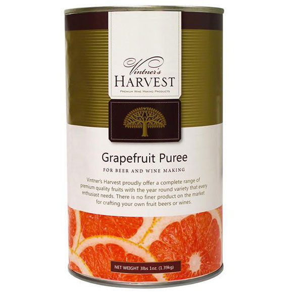 Vintner's Harvest Fruit Puree - Grapefruit, 49 oz