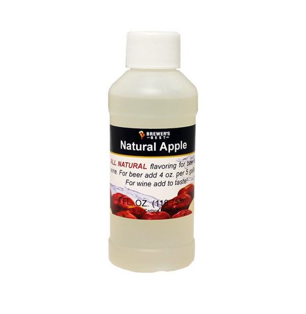Natural Apple Flavoring For Beer and Wine
