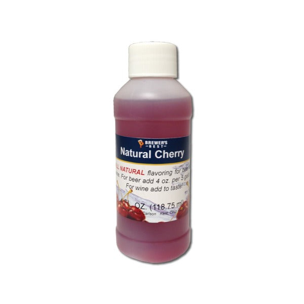 Natural Cherry Flavoring For Beer and Wine