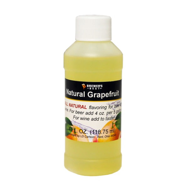 Grapefruit Flavoring For Beer and Wine
