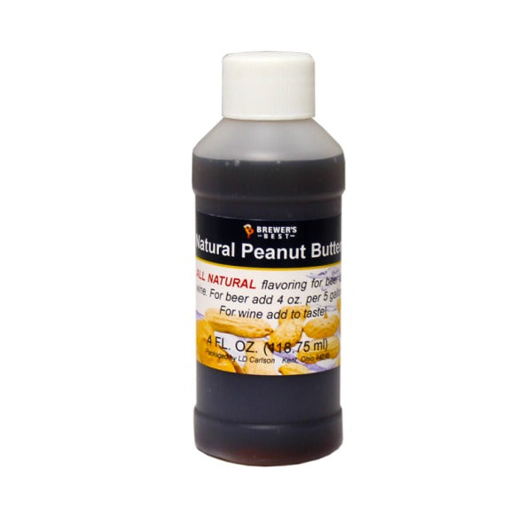 Peanut Butter Flavoring For Beer and Wine