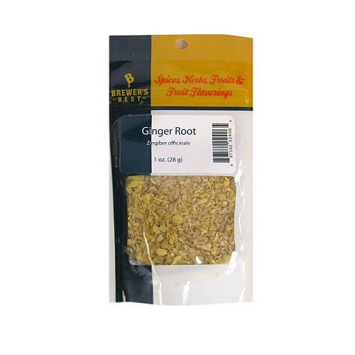 Ginger Root 1oz
