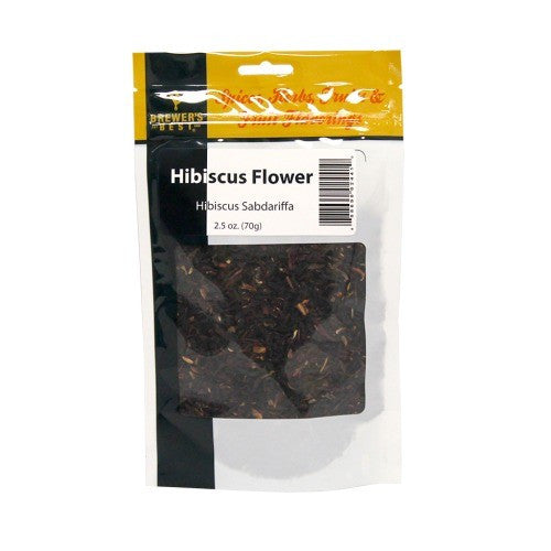 Hibiscus Flower, 2.5 oz