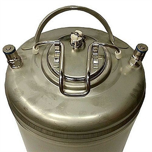 Keg - Ball Lock - 3 Gallon - NEW