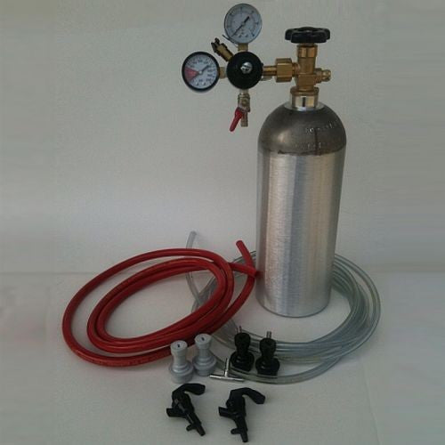 Complete Kegging Kit - 2 Keg