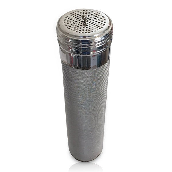 Extra Large Stainless Steel Dry-Hopping Tube