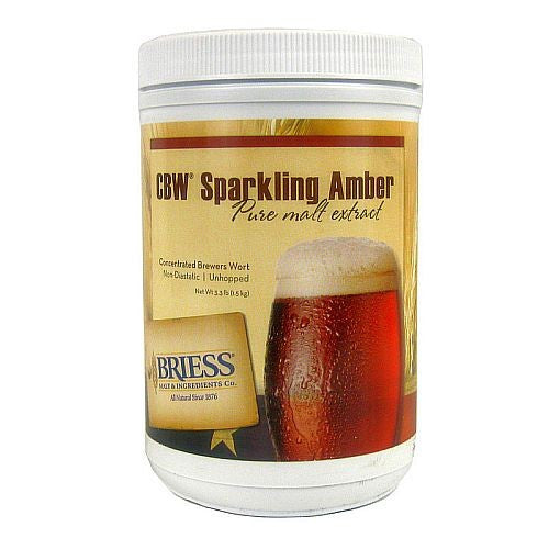 Briess Sparkling Amber Malt Extract