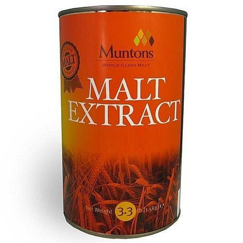 Muntons Hopped Dark Malt Extract