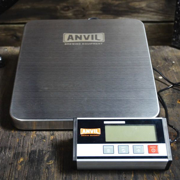 Anvil High Capacity Digital Grain Scale - Large Grain Scale