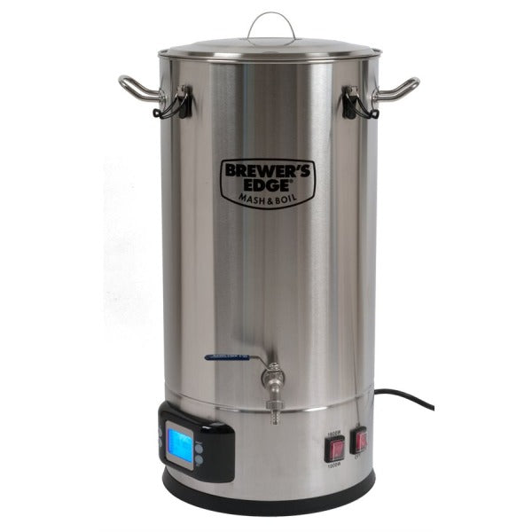 Brewer's Edge Mash & Boil All Grain Brewing System