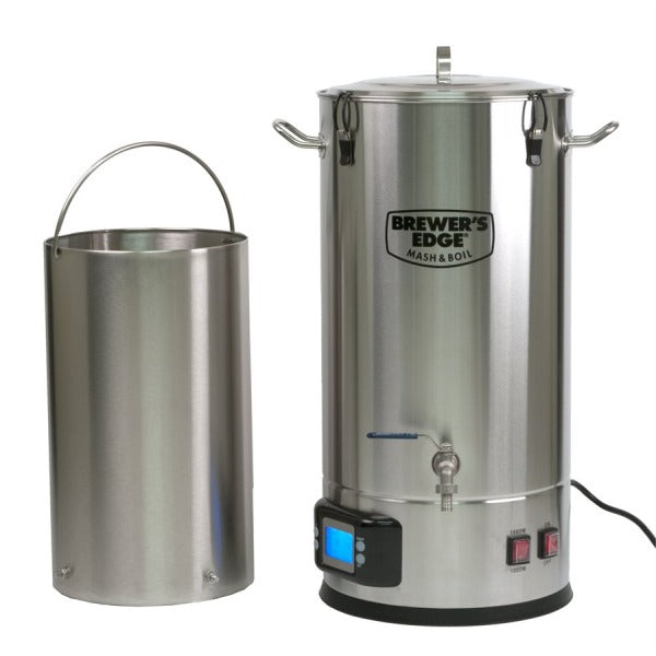 Brewer's Edge Mash and Boil All Grain Brewing System