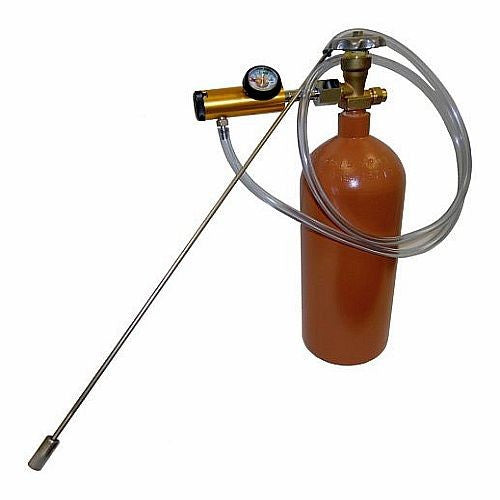Ultimate Wort Oxygenation Aeration System with Wand and .5 Micron Stone (Uses Refillable Oxygen Tank)