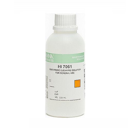 pH Meter Cleaning Solution
