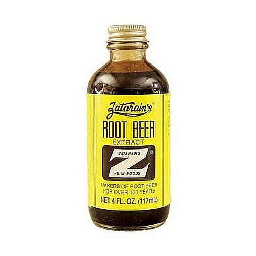 Root Beer Soda Flavor / Soft Drink Extract-Zatarain's