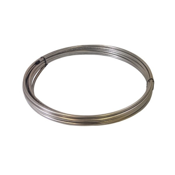 "Stainless Steel Tubing Coil, Type 304 1/2"" O.D. x .028"