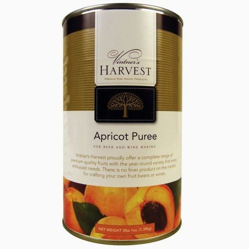 Vintner's Harvest Fruit Puree - Apricot, 49 oz