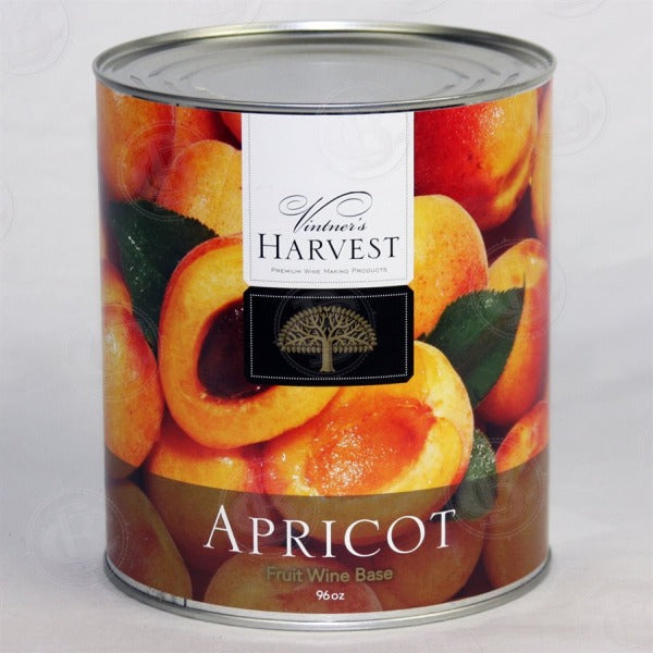 Vintner's Harvest Fruit Wine Base - Apricot, 96 oz