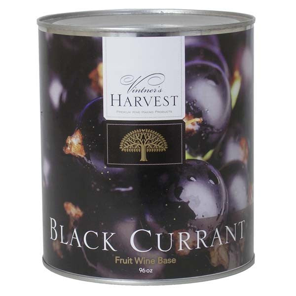 Black Currant - Vintners Harvest Fruit Wine Base (6 lbs)