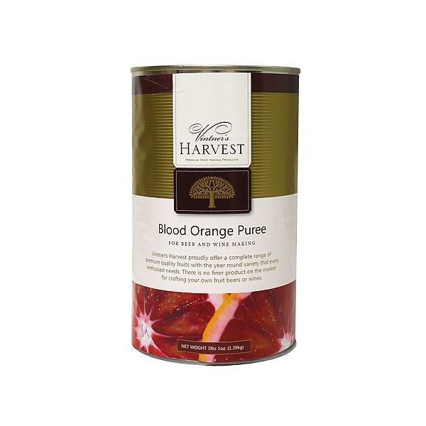 Blood Orange Puree - Vintners Harvest (3.1 lbs)