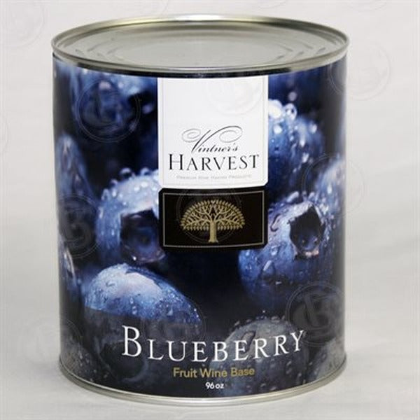 Vintner's Harvest Fruit Wine Base - Blueberry, 96 oz