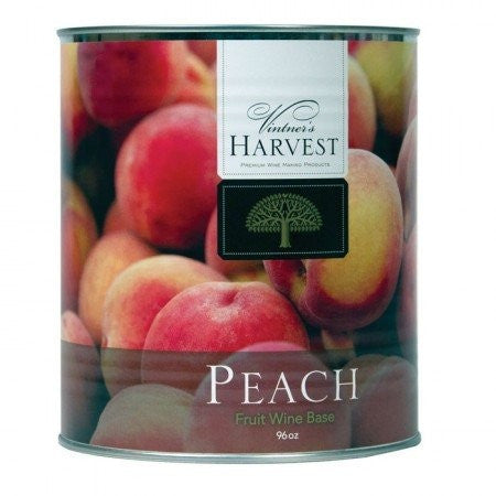 Vintner's Harvest Fruit Wine Base - Peach, 96 oz