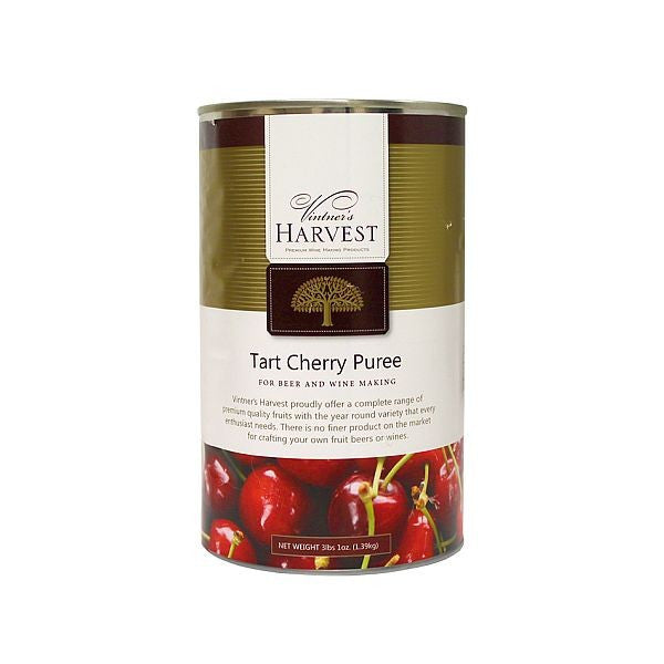 Tart Cherry Puree - Vintners Harvest (3.1 lbs)