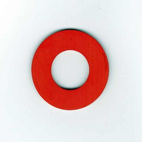 "Flat Silicone Washer (Fits over 1/2"" MPT Nipple)"