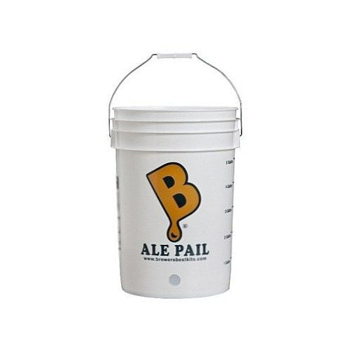 Plastic Bottling Bucket (Ale Pail) - 6.5 Gallon