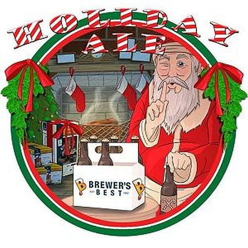 Brewer's Best Holiday Ale Beer Kit