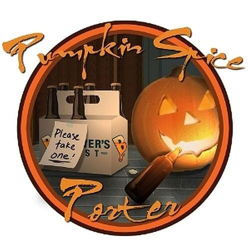 Brewer's Best Pumpkin Spice Porter Beer Kit