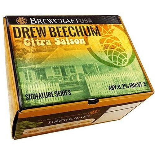 Drew Beechum: Citra Saison Beer Ingredient Kit
