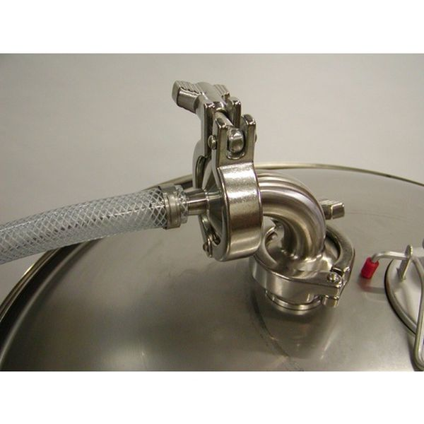 Blichmann Fermenator Blow-off kit for Tri-Clamp Fermenator