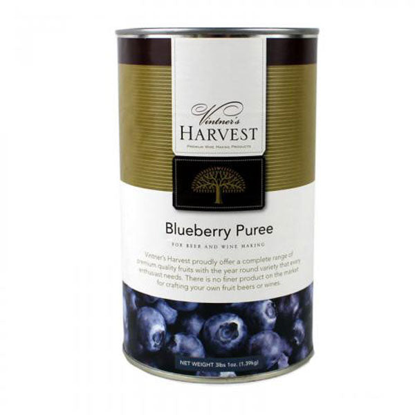 Vintner's Harvest Fruit Puree - Blueberry, 49 oz