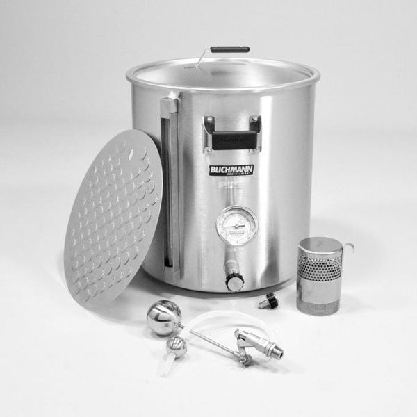 Blichmann Boilermaker G2 Brew Kettle 20 gallon with BrewVision Thermometer