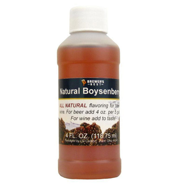 Natural Boysenberry Flavoring For Beer and Wine