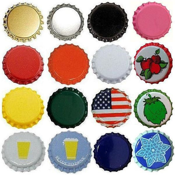 Oxygen Absorbing Bottle Cap Variety Pack - 32 Pack