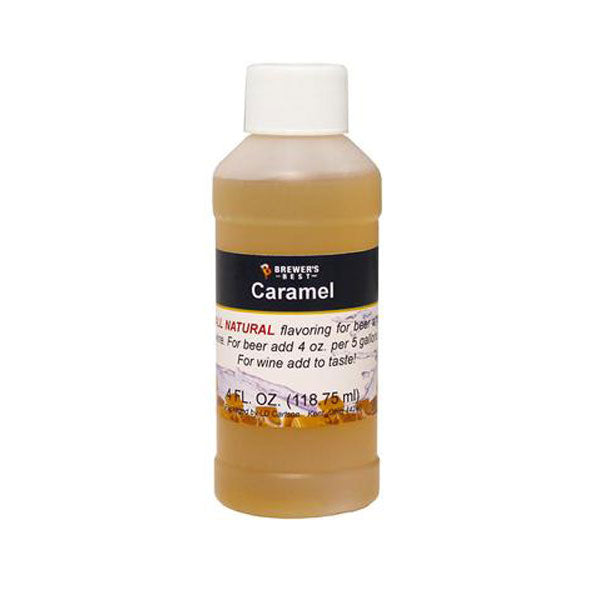 Natural Caramel Flavoring For Beer and Wine