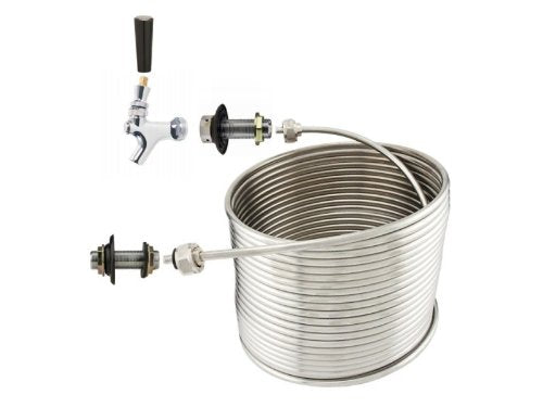 "Jockey Box 1 Tap Coil Kit - 5/16"" x 70'"