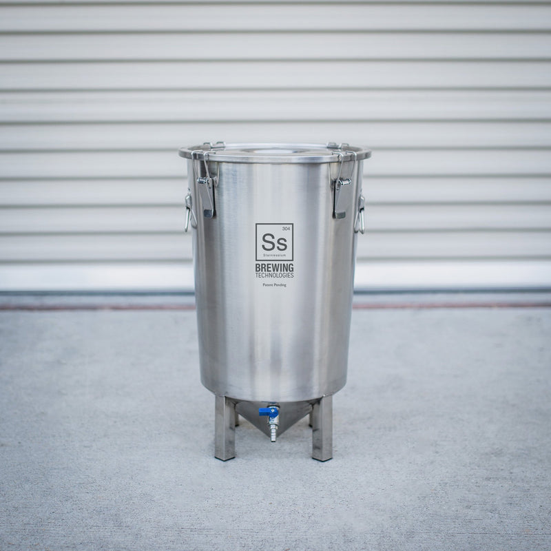 Ss Brewtech Brew Bucket Stainless Conical Fermenter 7 Gallon