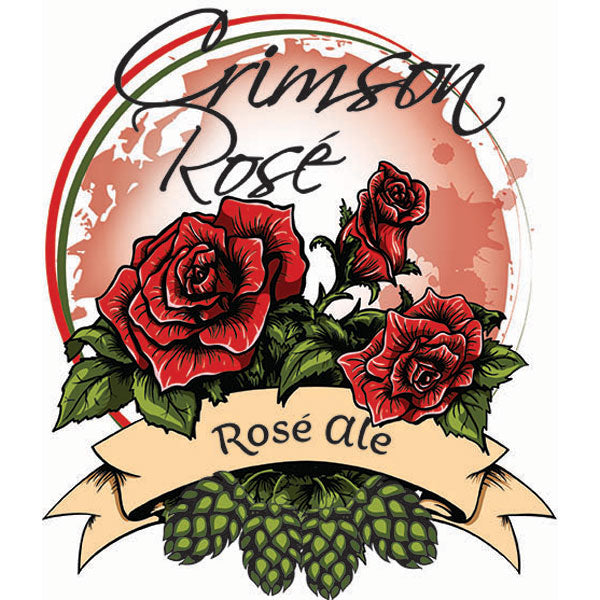 Brewer's Best Crimson Rose Ale Beer Kit