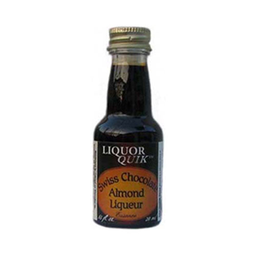 LIQUOR QUIK Swiss Chocolate Almond 20ml