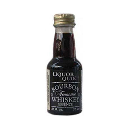 LIQUOR QUIK Tennessee Bourbon Whiskey, 20ml